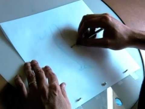 "French comic writer, animator and film director Sylvain Chomet* discusses his approach to animating. The work shown is an early test animation scene for the masterpiece ""The Illusionist"". This is an excerpt from the BBC documentary ""The Secret of Drawing"". ★ 