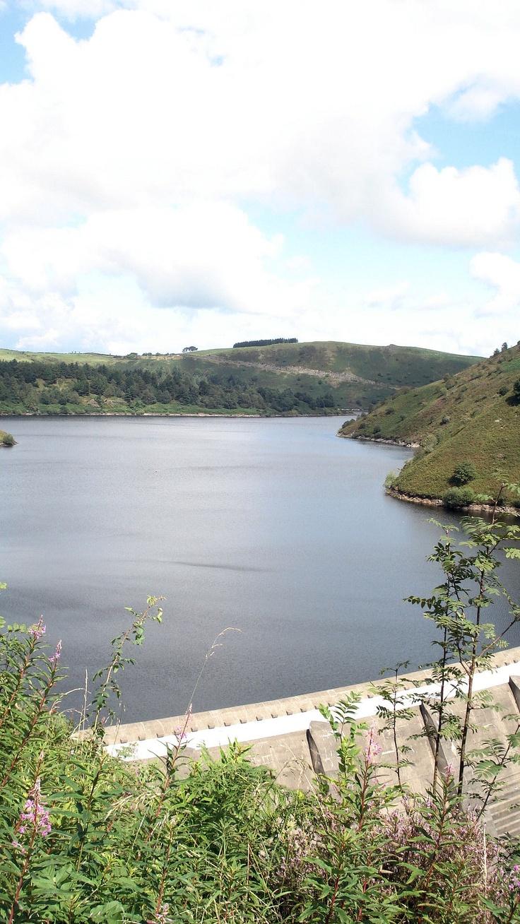 Clewydog Dam, Wales