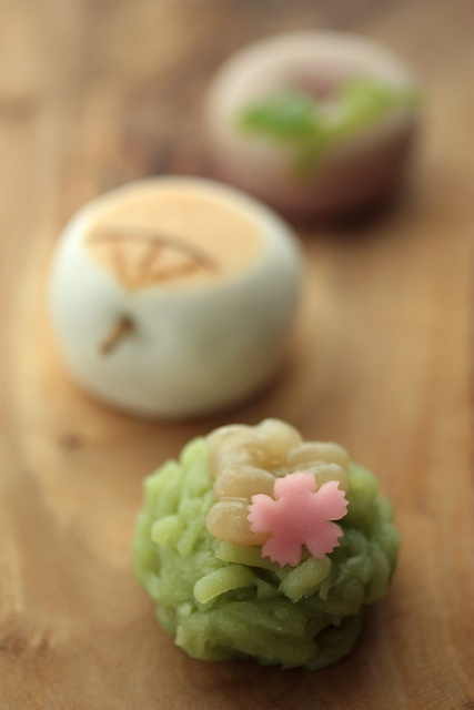 Wagashi: beautiful and delicious