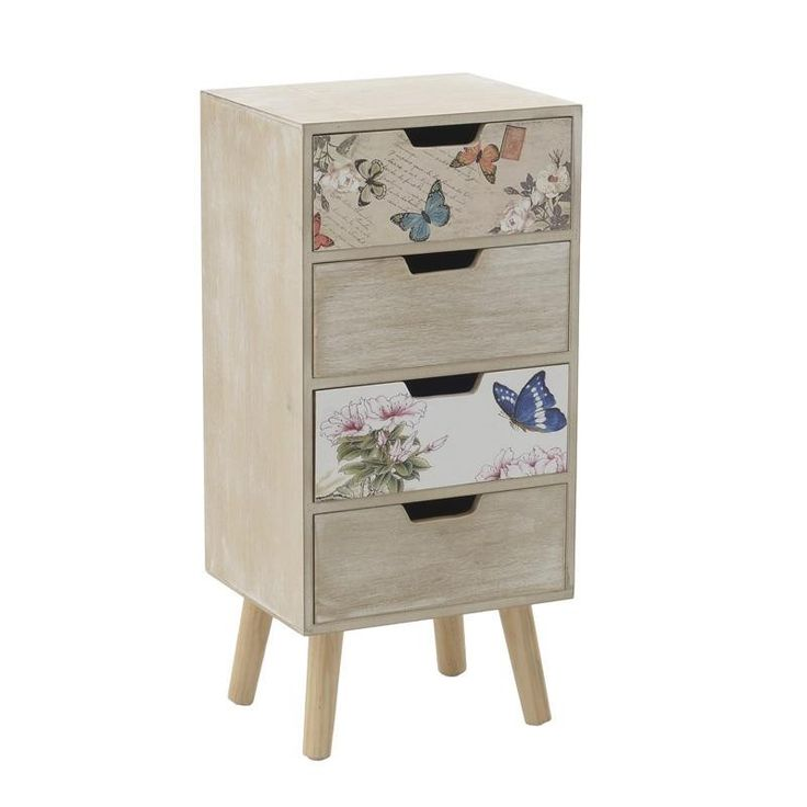Wooden Cabinet - Showcases - Closets - FURNITURE - inart