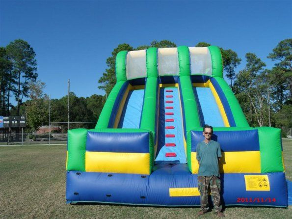 Inflatable Slides Jacksonville Fl Jump House Bounce House