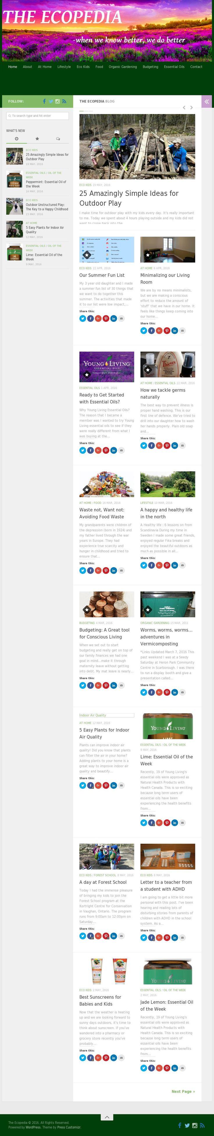 The website 'www.theecopedia.com' courtesy of @Pinstamatic (http://pinstamatic.com)