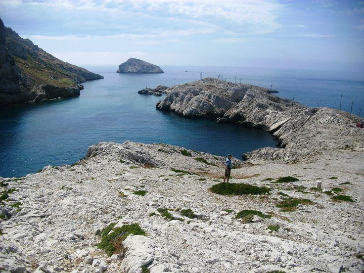 Les Goudes - Marseille #tourismepaca #calanques #marseille #goudes #sea
