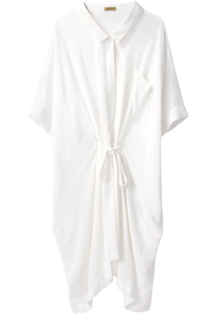 Peter Jensen / Oversized Shirt Dress