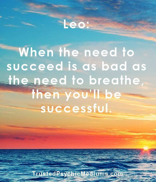 14 Quotes about the Leo Star Sign for the year ahead.