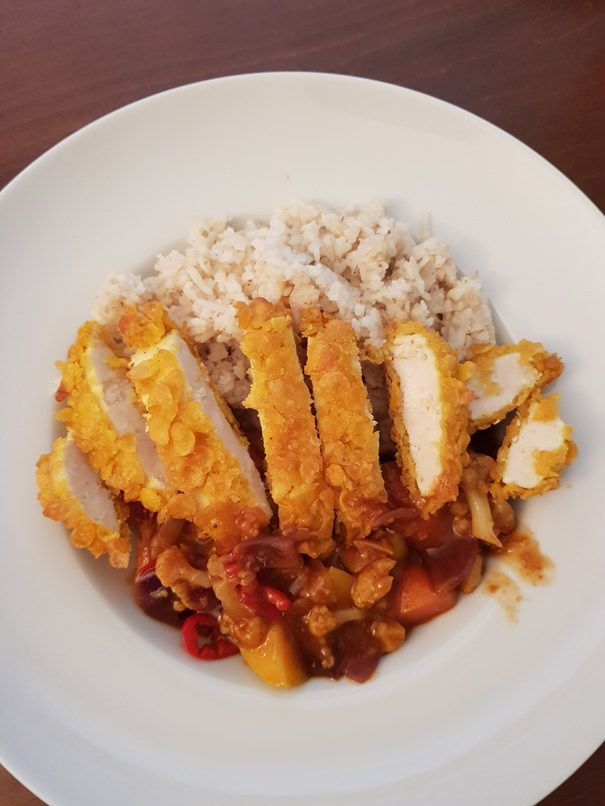 Homemade Chicken Katsu Curry Yummy Pinterest
