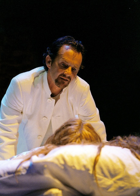 Anton Lesser in Cymbeline 2003 © RSC by Shakespeare Birthplace Trust, via Flickr