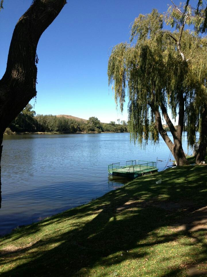 Vaal river, South Africa