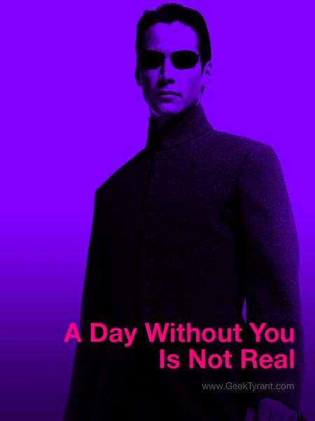 Matrix Valentine