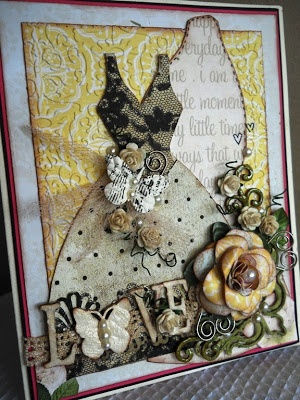 Precious Moments - April Linked in Blog Hop