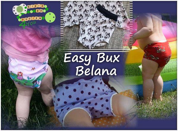 Windelhose Easy Bux Belana Gr. 68-98