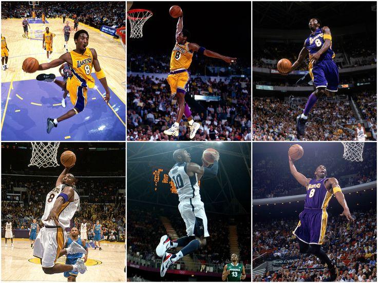 Happy Birthday, Mamba The Kobe Bryant adidas And Nike
