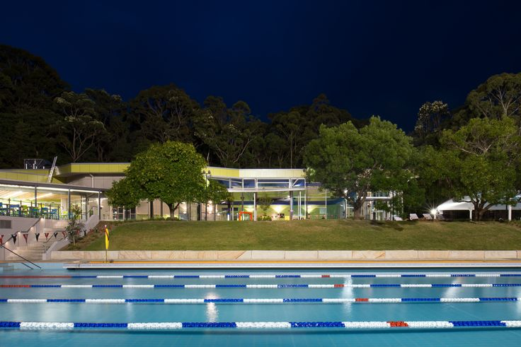 Ku-ring-gai Fitness & Aquatic Centre, Sydney, Australia