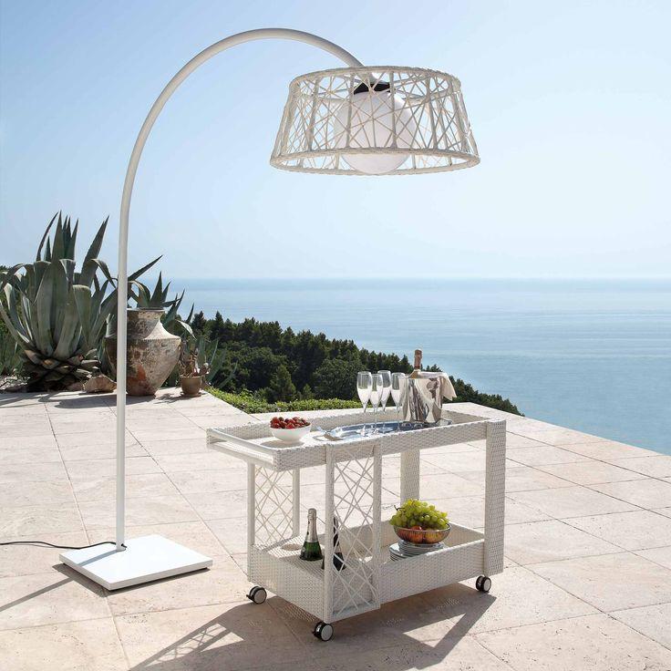 SPIDER arc lamp, original design lamp with aluiminium base and structure, designed by Roberto Serio. http://shop.classicdesignitalia.com/en/cdi-collection-spider-arco