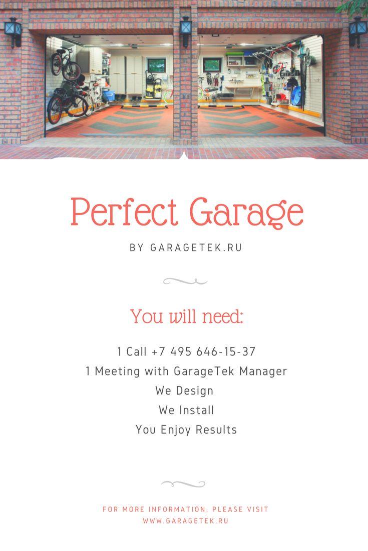 Простой рецепт идеального гаража! Ремонт в гараже будет приятным и быстрым, если подключить к этому процессу профессионалов.