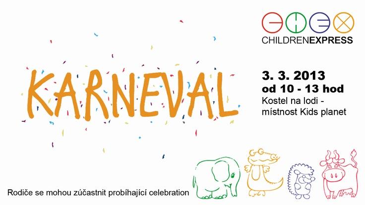 karneval pro děti, 3.3.2013