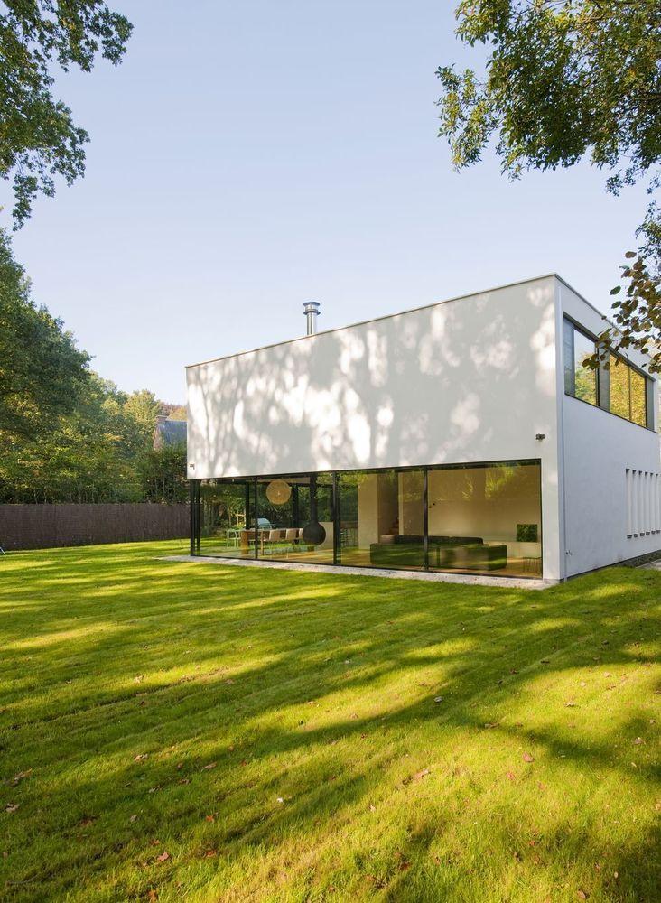 25 beste idee n over moderne hedendaagse woningen op pinterest hedendaagse woningen moderne - Ingang van het hedendaagse huis ...