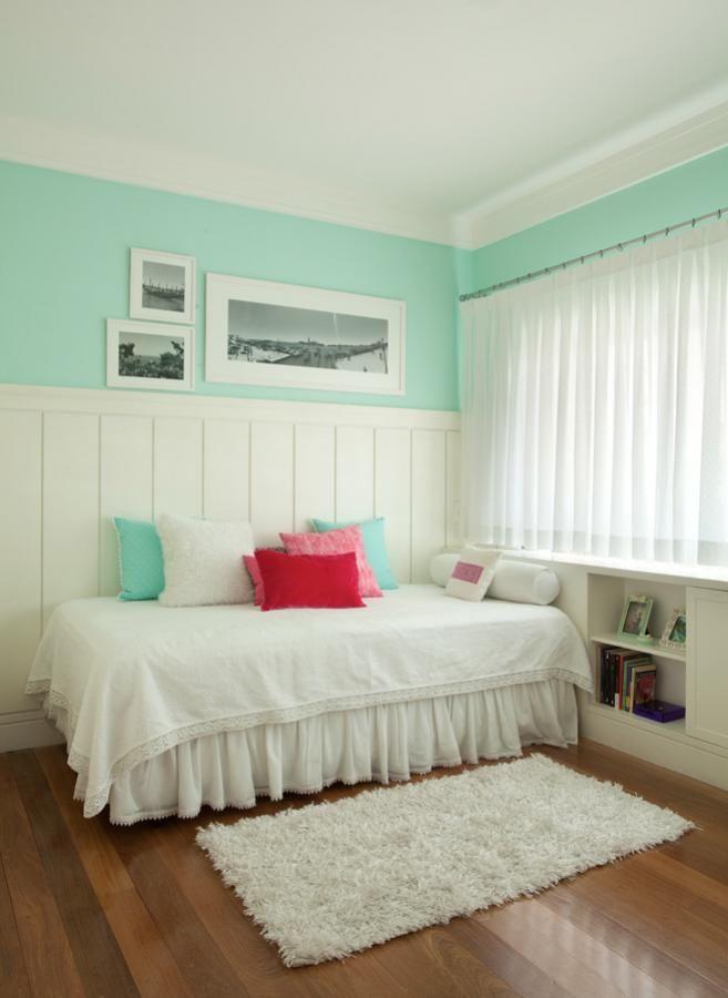 +1000 ideias sobre Roupa De Cama Azul Tiffany no Pinterest  ~ Quarto Pequeno Triliche