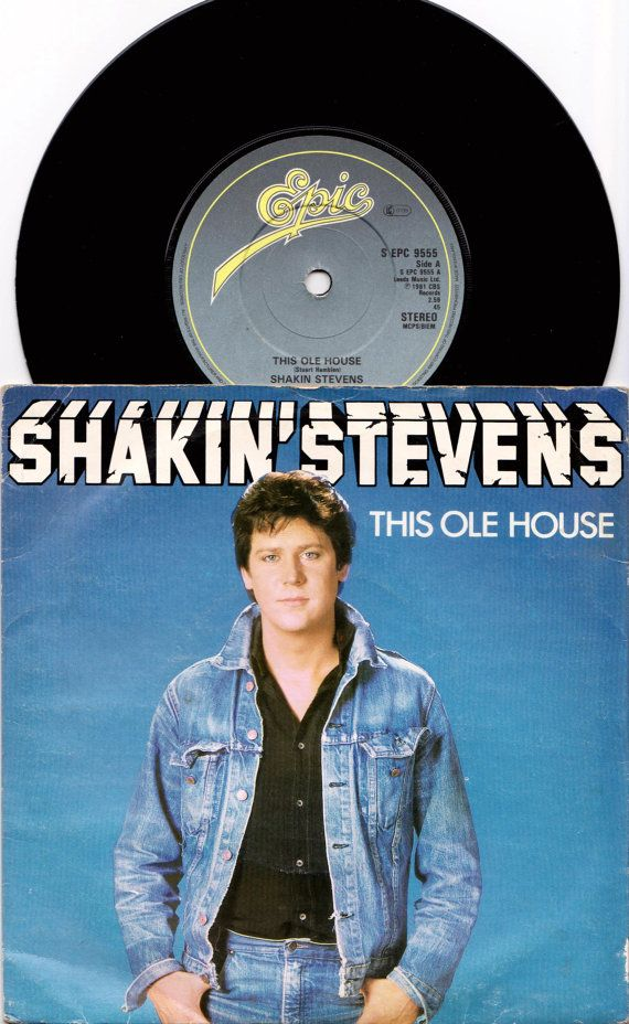 Hey, I found this really awesome Etsy listing at https://www.etsy.com/uk/listing/263114798/shakin-stevens-this-ole-house-1981-uk