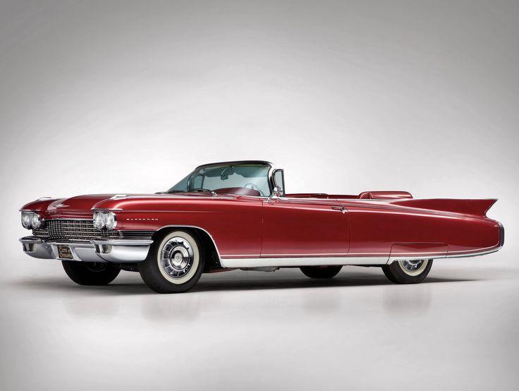La Cadillac Eldorado est le symbole de l'automobile américaine d'antan : dimensions exagérées, chrome omniprésent et conduite typée confort... Ce modèle mythique est le cabriolet de la démesure. Celle-ci a été produite de 1953 à 2002, soit 11 générations.