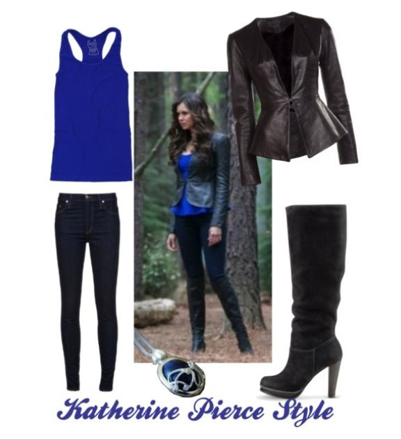 Vampire Diaries fashion                                                                                                                                                      More
