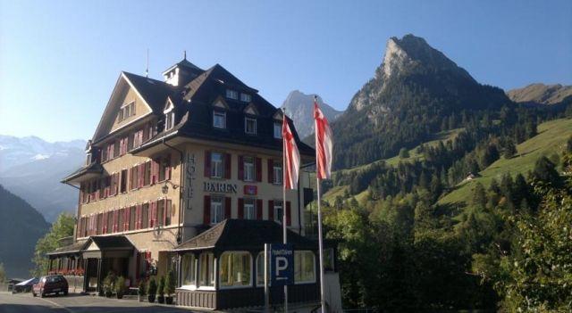 Hotel Bären - 2 Sterne #Apartments - CHF 49 - #Hotels #Schweiz #Kiental http://www.justigo.li/hotels/switzerland/kiental/baren_3300.html