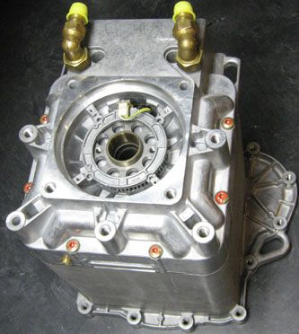 Ford Siemens Electric Vehicle Motor Electric