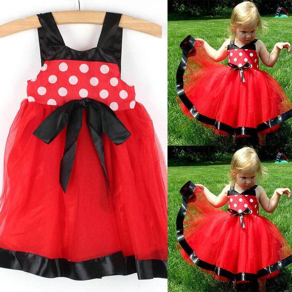 Розничная оптовая продажа, Горошек девочка малыш свадьба ну вечеринку театрализованное пузырь платье тюль платье #shoes, #jewelry, #women, #men, #hats, #watches, #belts