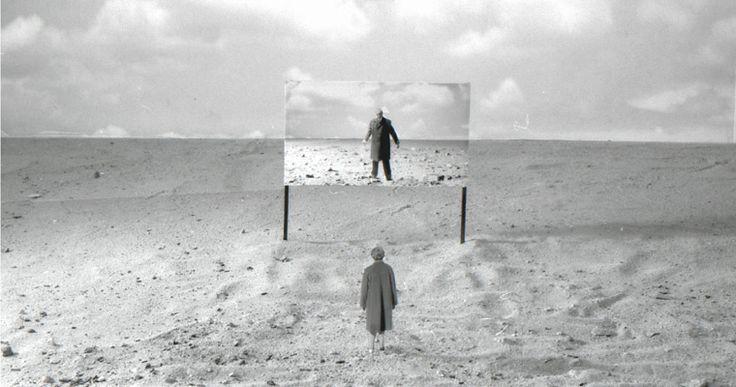 Gilbert Garcin - Absence