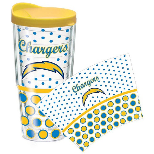 San Diego Chargers Travel Mug