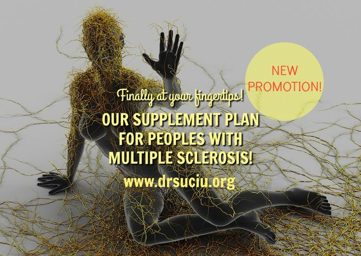 Picture Supplements and multiple sclerosis - drsuciu