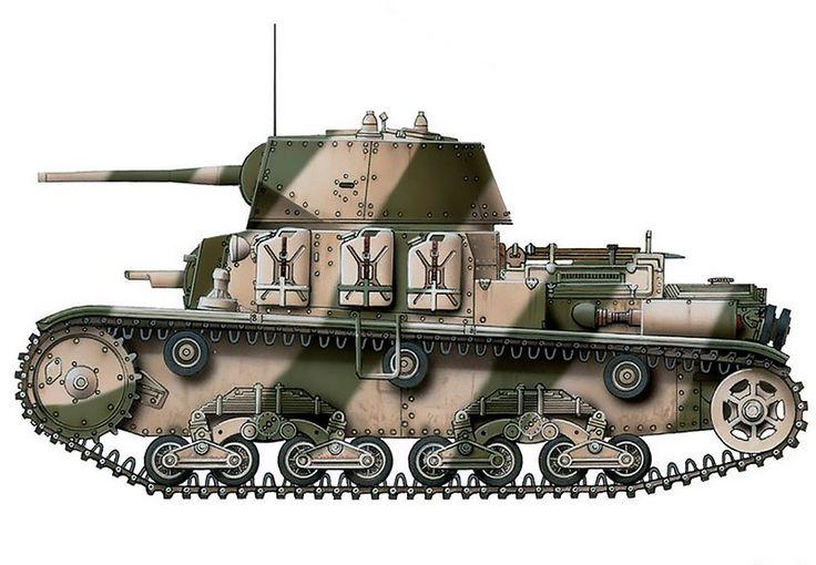 """""""Carro Armato M 15/42, I Squadrone Carri M, 1º Plotone, Gruppo Corazzato 'Leoncello', RSI, 1945"""""""