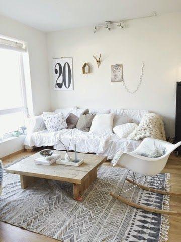 Silje Vaniljeis: Tre, marmor og hvitt