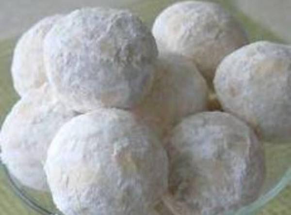 Bisquick Snowballs Recipe