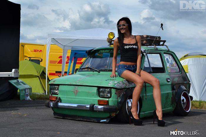 Kobiety & 126p | Polski Fiat 126p - nieoficjalna strona Malucha