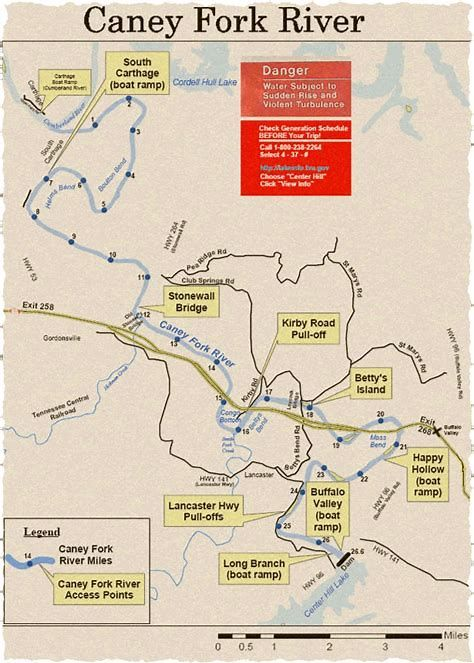 Fly Fishing Tennessee Map.Image Result For Tennessee Fly Fishing Map Caney Fork Rivers