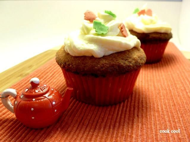 Cupcakes με γέμιση μαρμελάδα   cookcool