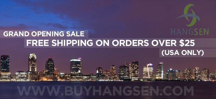 Free shipping on all domestic (USA) Hangsen concentrate & essence orders over $25. All orders are shipped from our New Jersey location, Orders received before 2pm on a business day are shipped same day. #vapelife #vapeon# #vapecommunity #ejuice #eliquid #hangsen