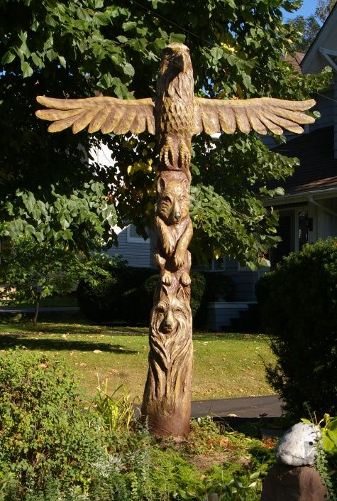 Top ideas about totem poles on pinterest canada