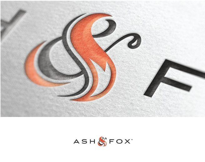 ASH FOX LOGO