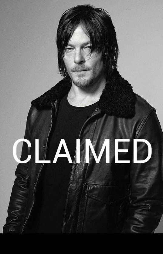 I claimed him long ago ;) Daryl Dixon. norman Reedus. TWD. The Walking Dead.