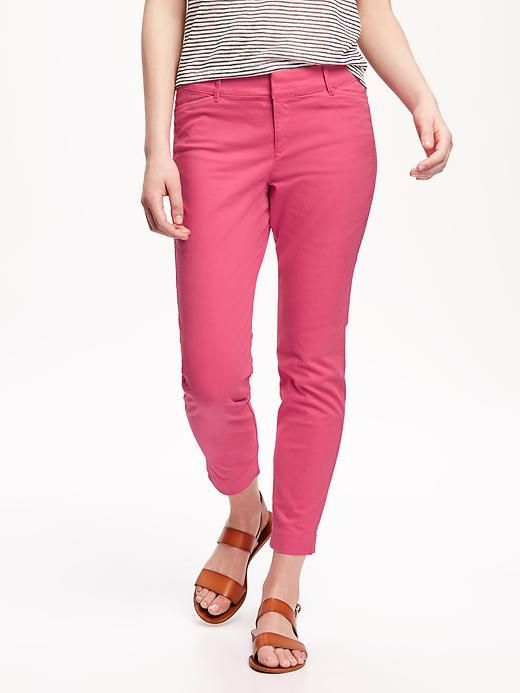 Pixie Chinos for Women