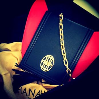 #bag #hanah #red #fashion