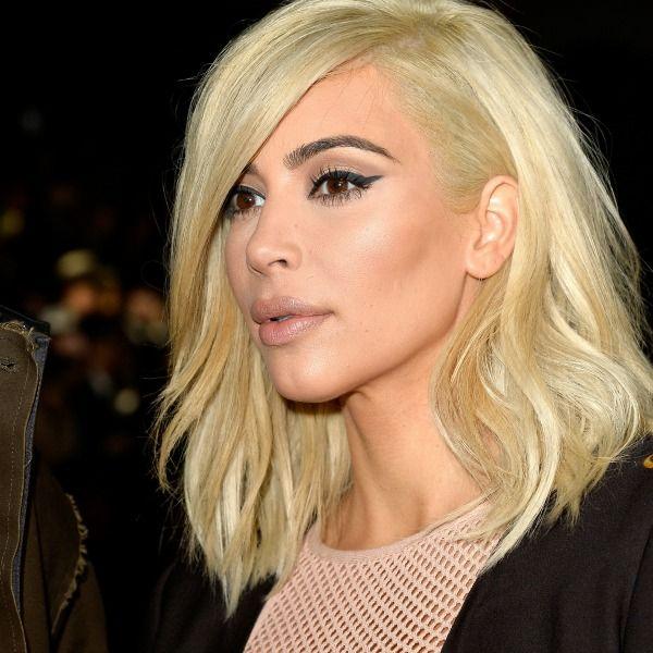 Kim Kardashian reveals Madonna was inspiration behind the new platinum blonde look | Latest News & Updates at Daily News & Analysis