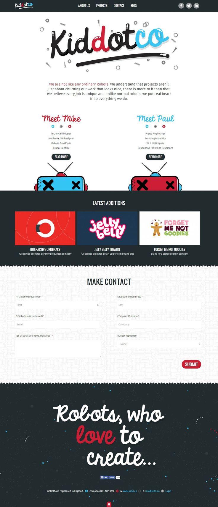 KidDotCo http://flattrendz.com/flat-design-gallery/kiddotco/