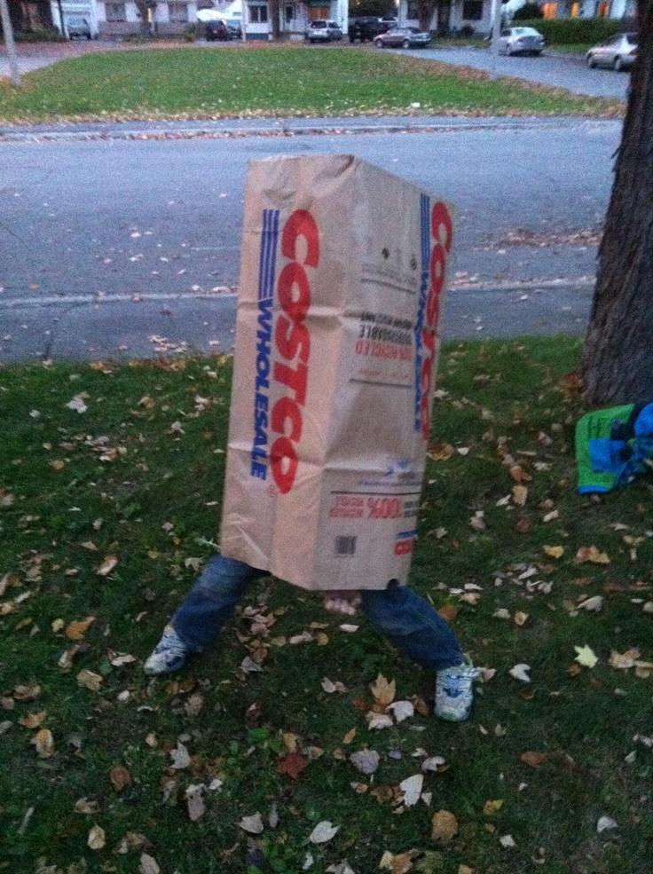 Costco Halloween costume!