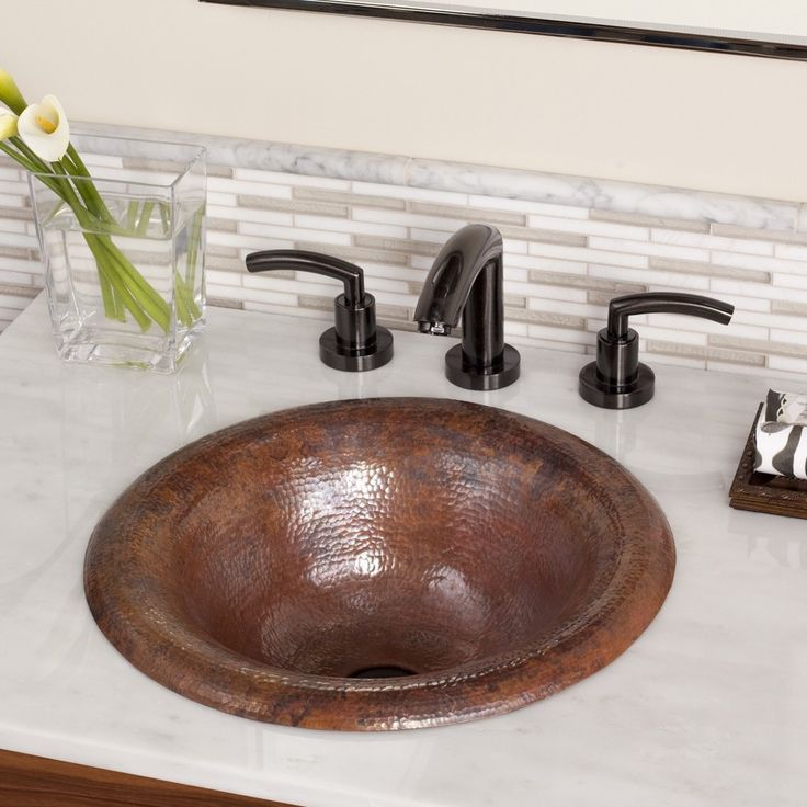 we have all kinds of shapes sizes and styles of bathroom sinks to choose from