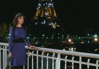 I love this blue and black dress worn by Audrey Tautou in the movie La Delicatesse.  Where to find it??