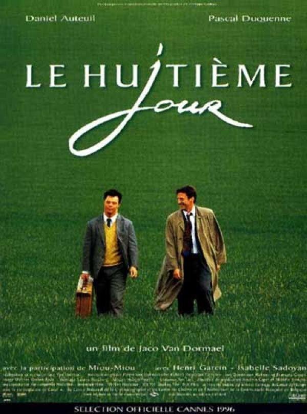 """""""Le Huitième Jour"""" de Jaco van Dormael avec Daniel Auteuil, Pascal Duguenne, Miou-miou   1996"""