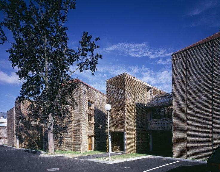 Edificio La Closeraie - Edouard François - Tecno Haus